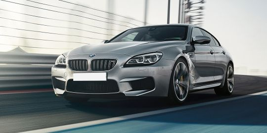 BMW M6 Coupe VS BMW M6 Gran Coupe