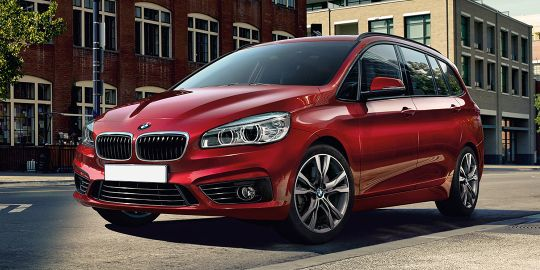Mini Countryman VS BMW 2 Series Gran Tourer