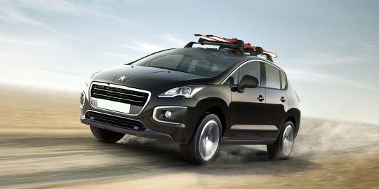 Peugeot 3008 Price, Review