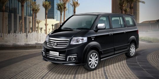 Suzuki APV Luxury VS Nissan Evalia
