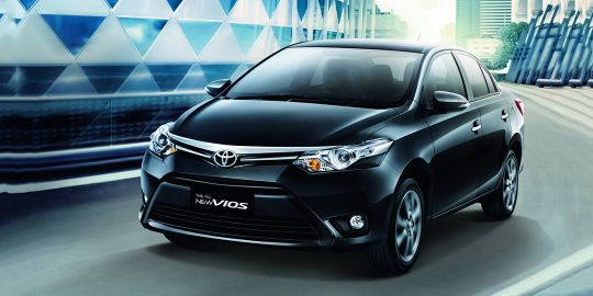 Toyota Vios VS Honda City