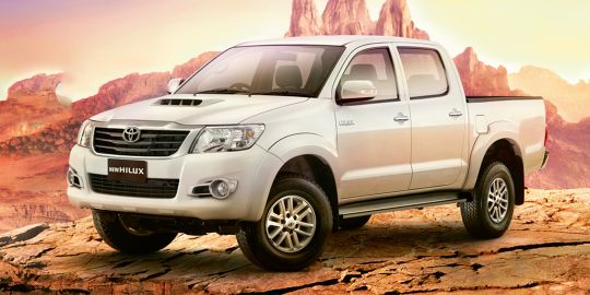Toyota Hilux Price, Review