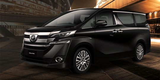 Toyota Vellfire Price, Review