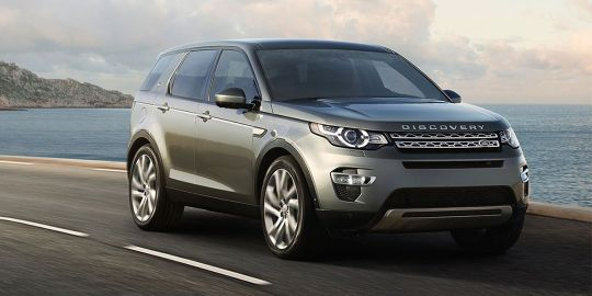 Land Rover Discovery Sport VS Mercedes Benz GL-Class