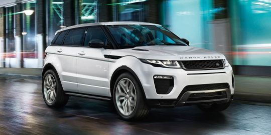Mercedes Benz M-Class VS Land Rover Range Rover Evoque