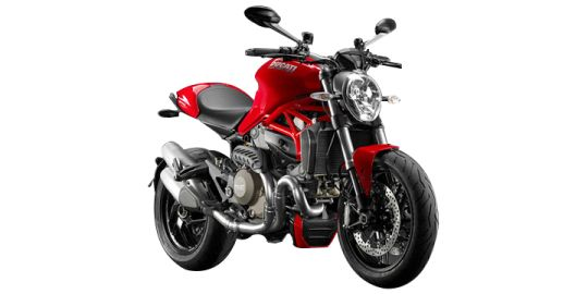 Suzuki Hayabusa VS Ducati Monster