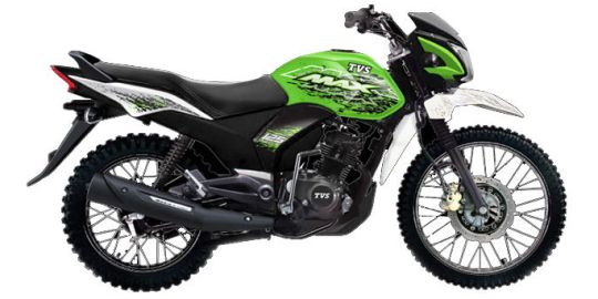 TVS Max 125 Semi VS Viar Cross X 150