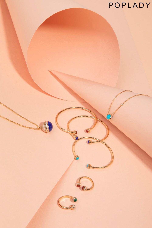 奢華珠寶不是那麼昂貴?六個經典珠寶品牌的入門級珠寶!