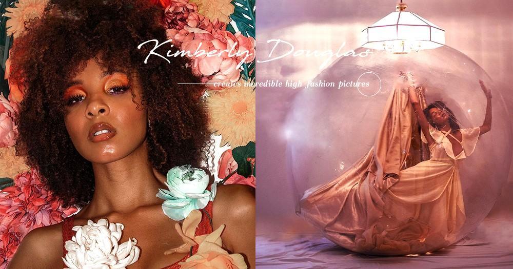 美國女生以低成本在家拍出專業時尚照:「追夢就是一場對生活的不妥協!」