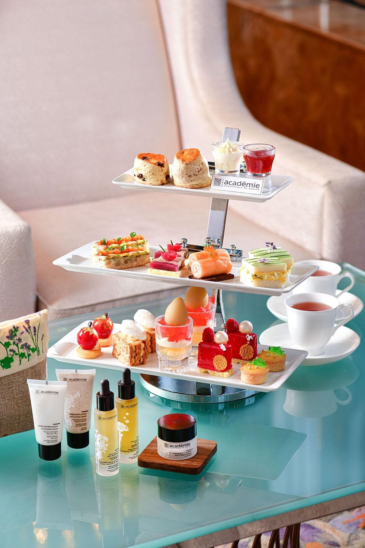 Academie x 富豪香港酒店 「花香滿溢下午茶」