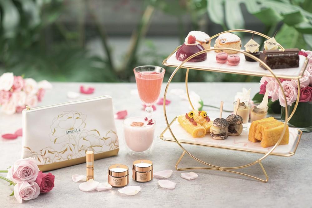 Lancome_AMMO x ABSOLUE Afternoon Tea Set