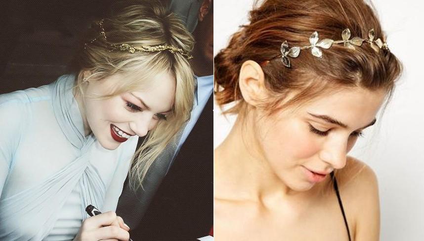 葉子髮箍立即讓你變女神