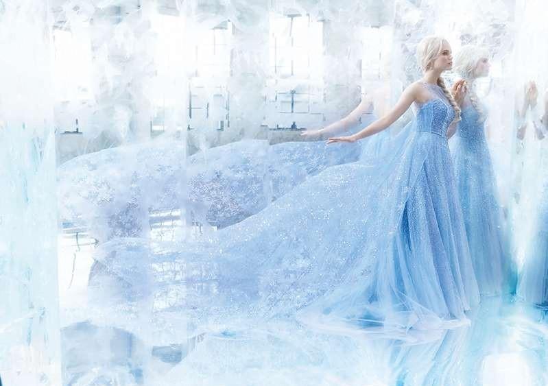【冰雪婚禮】日本2020初春系列聯乘迪士尼 讓你化身《FROZEN》ELSA與ANNA