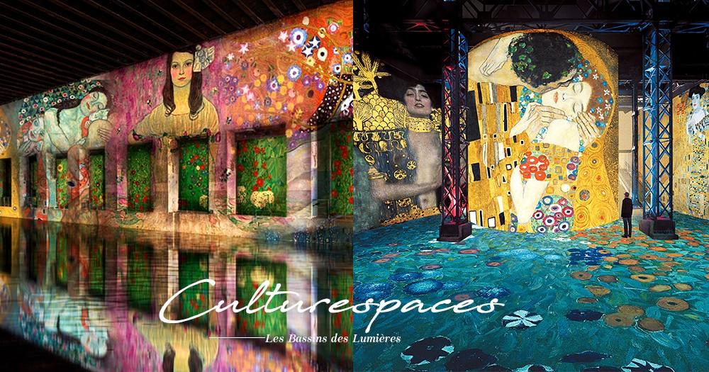 【全球最大光影藝術空間】法國二戰水底地堡 明年將打造成絕美『光之湖畔』