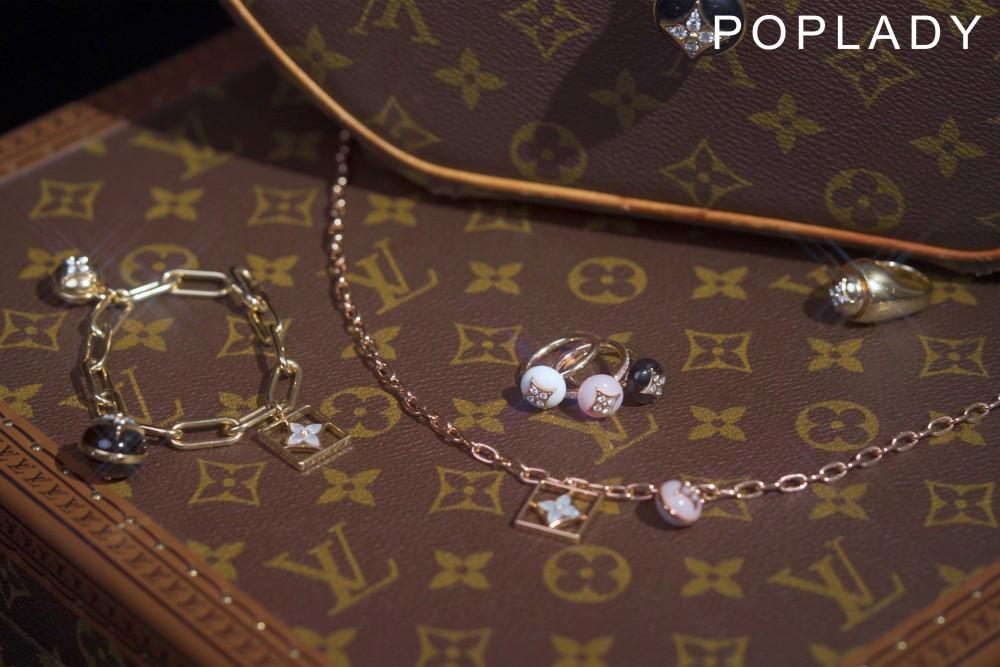 【編輯精選】Louis Vuitton的珠寶之旅!B Blossom系列的變奏美學!