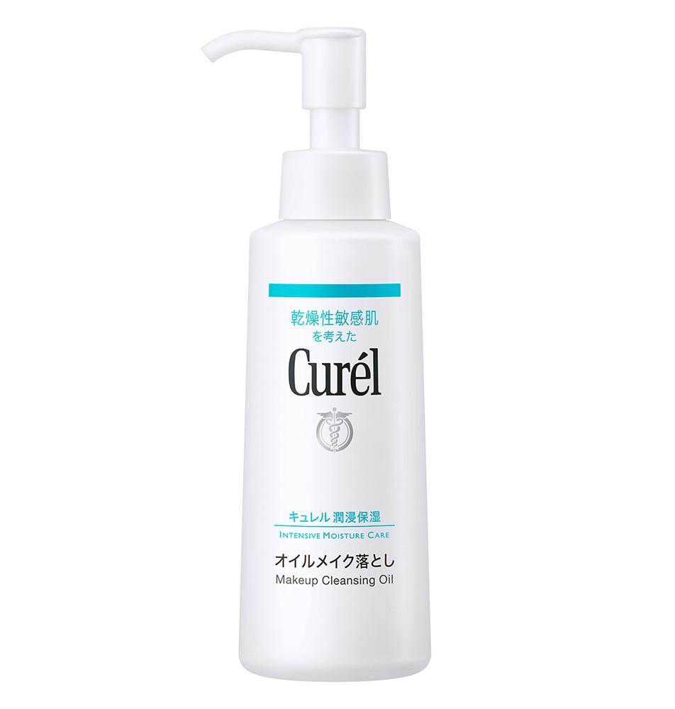 CUREL  Make Up Cleansing Oil
