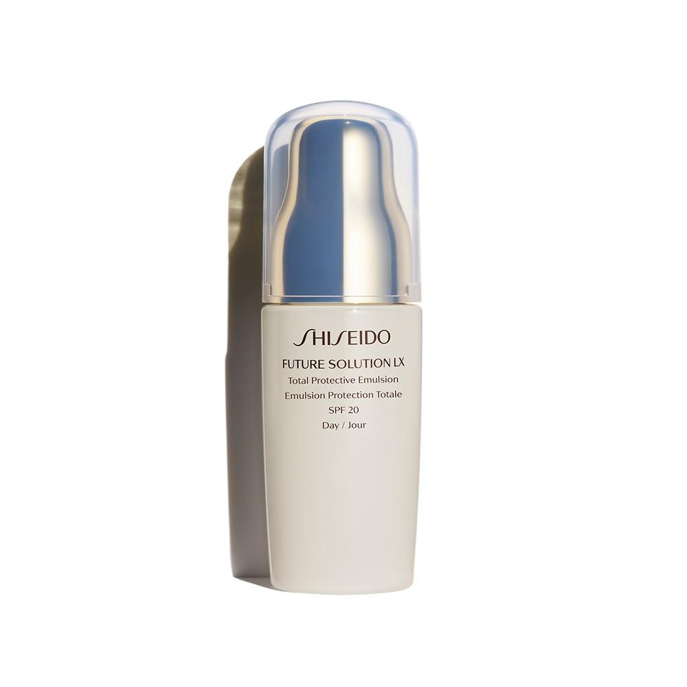 SHISEIDO_Future Solution Total Protective Emulsion E SPF20 PA++++