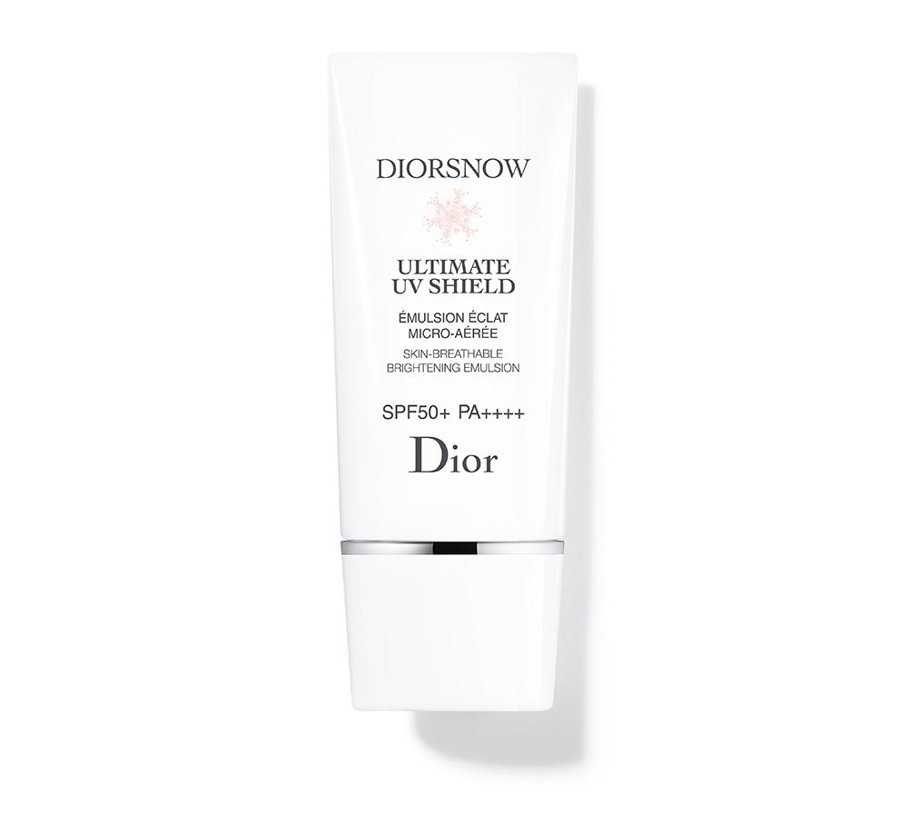 Diorsnow Ultimate UV Shield Skin-Breathable UV Emulsion SPF50+ PA++++  雪凝亮白全效輕盈防曬乳液 SPF50+ PA++++