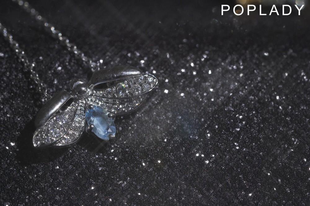 【編輯精選】Tiffany & Co.華麗的剪紙藝術!栩栩如生的Tiffany Paper Flowers™ Firefly系列!