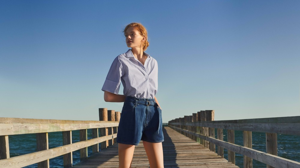 POPLADY編輯的夏日造型建議!如何透過UNIQLO的時尚短褲帶來百變造型?