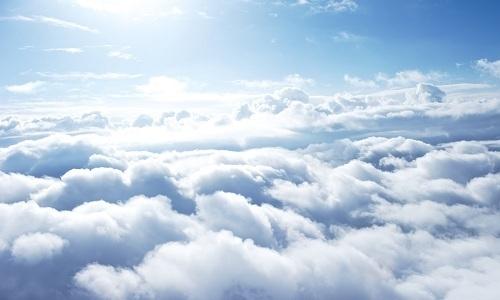 Mây rất thiêng liêng nhưng ít ai liếc