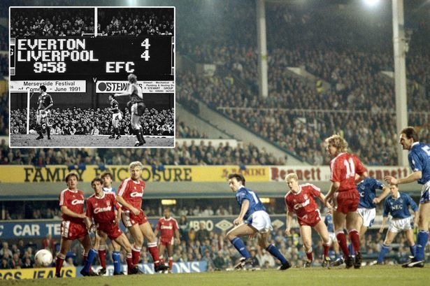 Liverpool Everton Va Bien Nien Sá» Derby Merseyside