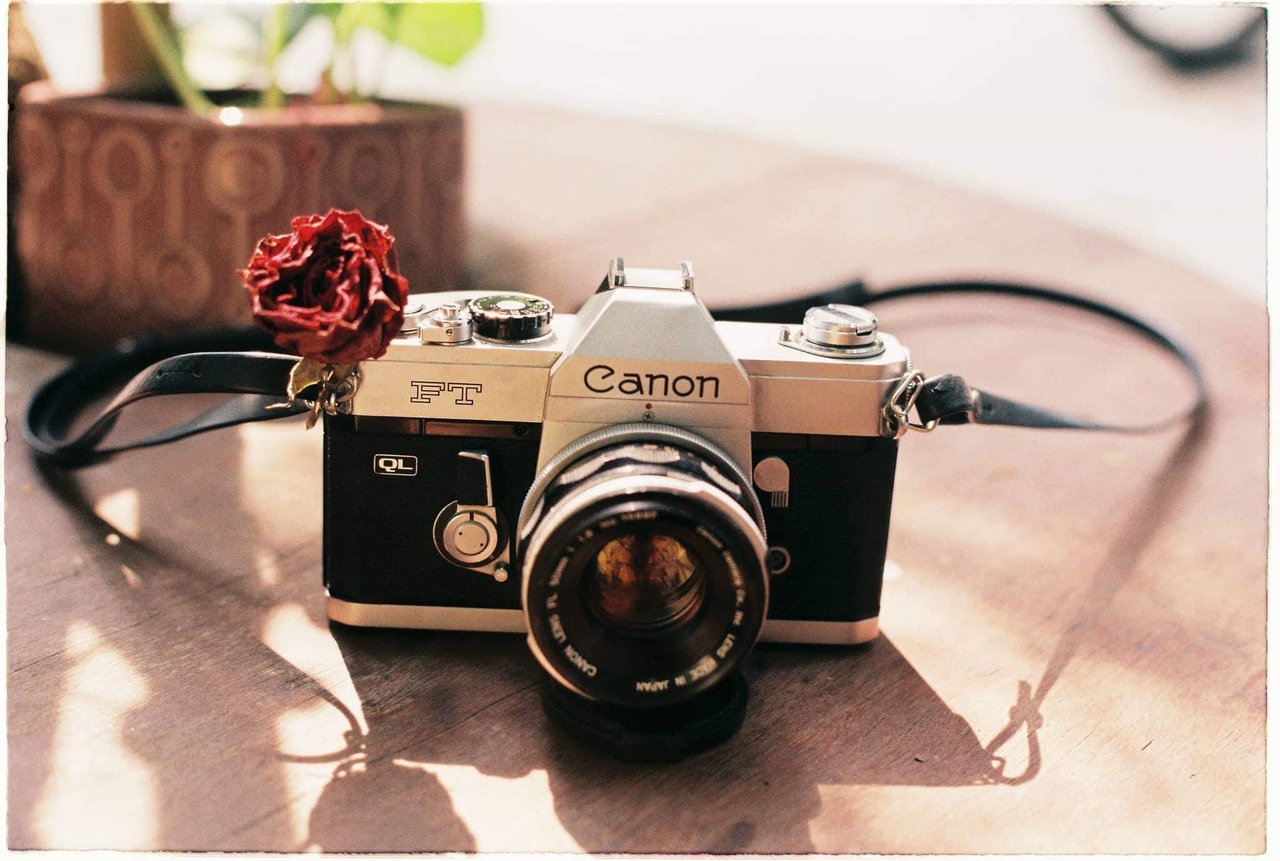 Luyên thuyên về máy film và ảnh film (Phần 1)