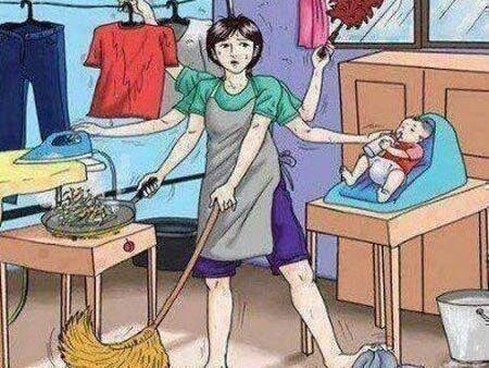 Có phải việc nhà là của đàn bà, không phải của đàn ông?