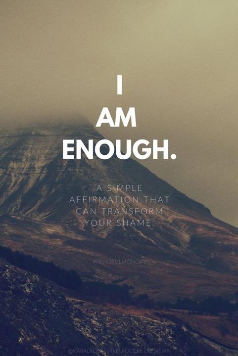 Bạn đủ tốt - You are good enough