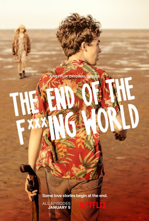 The end of the f***ing world - Hành trình chết tiệt