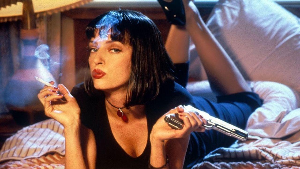 Mia trong Pulp Fiction (1994)