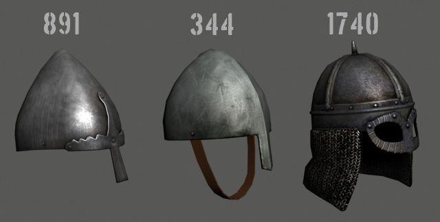 Mũ Vikings không có sừng đâu!