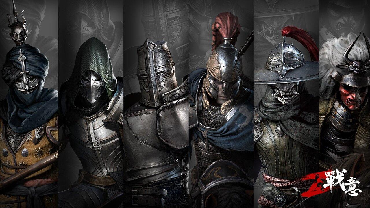 """""""Tựa game """"Conqueror's blade""""."""