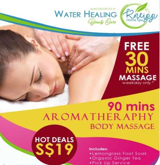 Batam Spa With Special Service