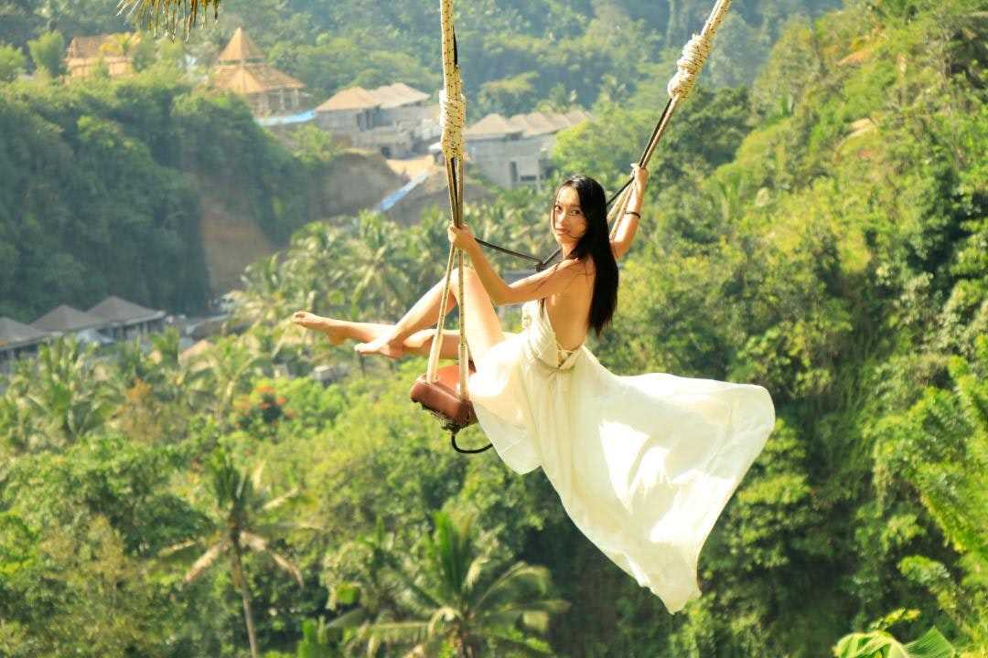 Image result for bali swing aloha ubud