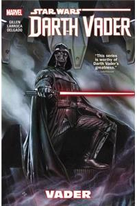 Star Wars: Darth Vader Volume 1 - Vader Tpb