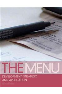 The Menu: Development, Strategy, and Application