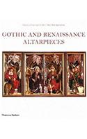 Gothic and Renaissance Altarpieces
