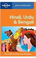 Lonely Planet Hindi, Urdu & Bengali Phrasebook