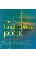 Engineering Book :From the Catapult to the Curiosity Rover, 250 Milestones in the History of Engineering