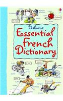 Essential Dictionary: French