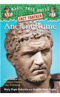 Ancient Rome and Pompeii: A Nonfiction Companion to Magic Tree House #13: Vacation Under the Volcano