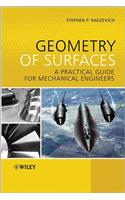 Geometry of Surfaces: A Practical Guide for Mechanical Engineers