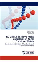 Rd Cell Line Study of New Complexes of Some Transition Metals
