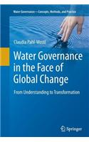 Water Governance in the Face of Global Change: From Understanding to Transformation