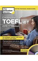 Cracking the TOEFL iBT [With Audio CD]