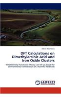DFT Calculations on Dimethylarsinic Acid and Iron Oxide Clusters