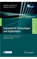 Industrial Iot Technologies and Applications: International Conference, Industrial Iot 2016, Guangzhou, China, March 25-26, 2016, Revised Selected Pap