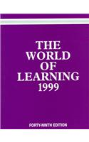 The World of Learning: 1999