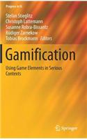 Gamification: Using Game Elements in Serious Contexts